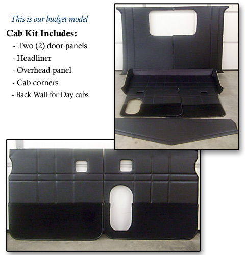 Basic Cab Kit